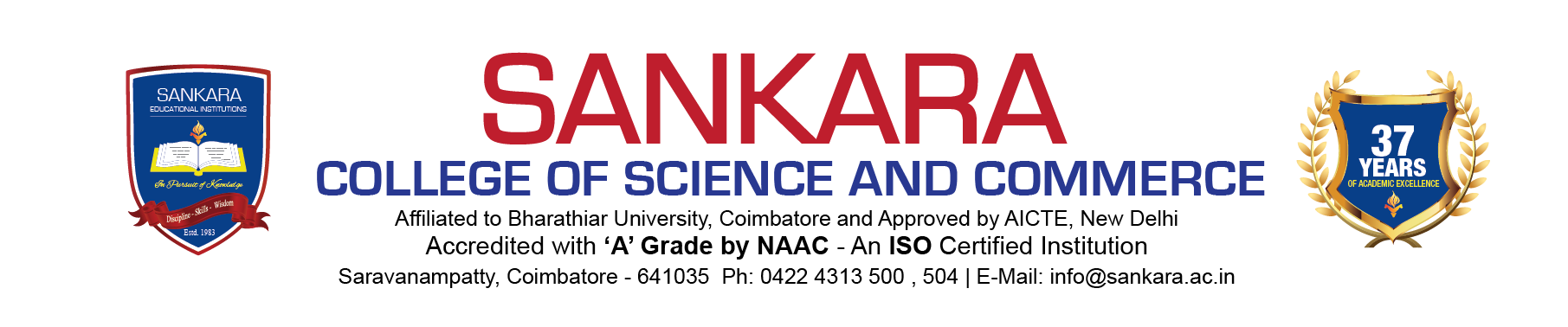 Sankara College of Commerce and Science